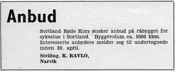 1965-Andbudsannonse